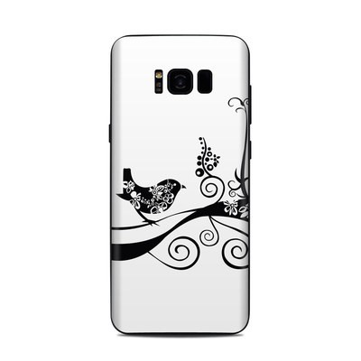 Samsung Galaxy S8 Plus Skin - Little Curly