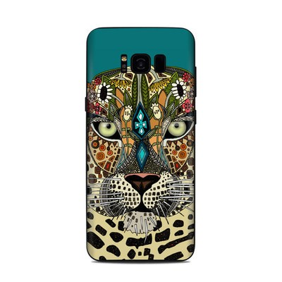 Samsung Galaxy S8 Plus Skin - Leopard Queen