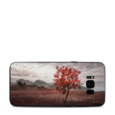 Samsung Galaxy S8 Plus Skin - Lofoten Tree