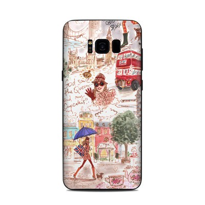 Samsung Galaxy S8 Plus Skin - London