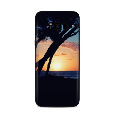 Samsung Galaxy S8 Plus Skin - Mallorca Sunrise