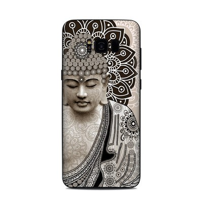 Samsung Galaxy S8 Plus Skin - Meditation Mehndi