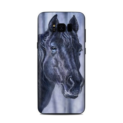 Samsung Galaxy S8 Plus Skin - Midnight Blue