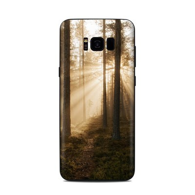 Samsung Galaxy S8 Plus Skin - Misty Trail