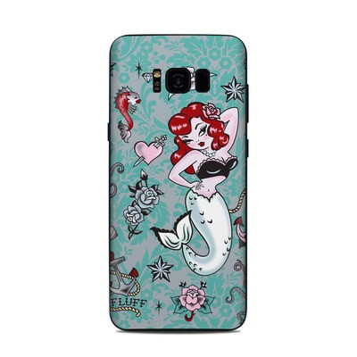 Samsung Galaxy S8 Plus Skin - Molly Mermaid