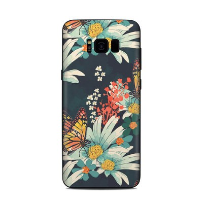 Samsung Galaxy S8 Plus Skin - Monarch Grove
