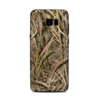 Samsung Galaxy S8 Plus Skin - Shadow Grass Blades