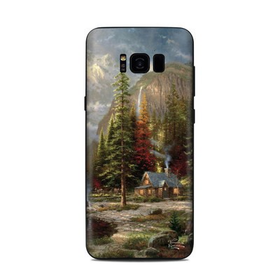 Samsung Galaxy S8 Plus Skin - Mountain Majesty