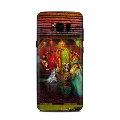 Samsung Galaxy S8 Plus Skin - A Mad Tea Party