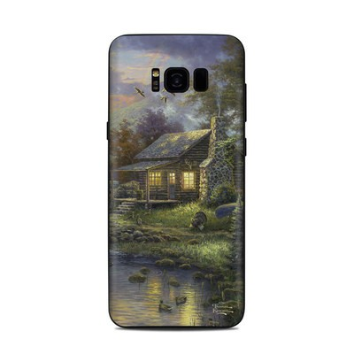 Samsung Galaxy S8 Plus Skin - Natures Paradise