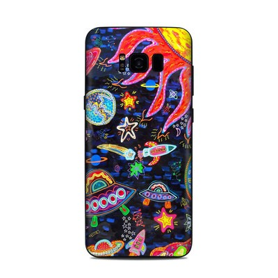 Samsung Galaxy S8 Plus Skin - Out to Space