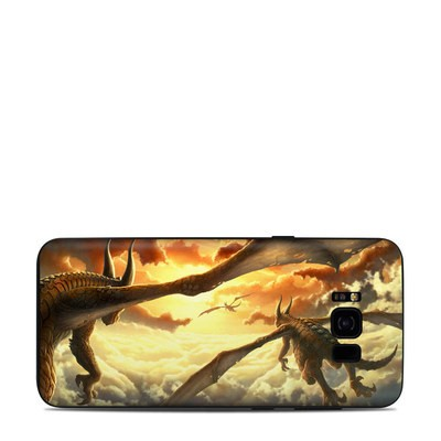 Samsung Galaxy S8 Plus Skin - Over the Clouds