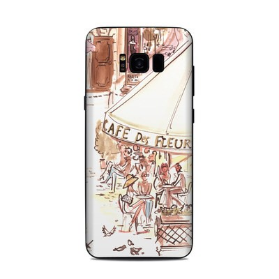 Samsung Galaxy S8 Plus Skin - Paris Makes Me Happy