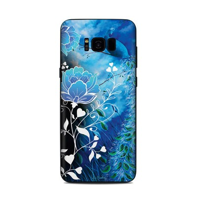 Samsung Galaxy S8 Plus Skin - Peacock Sky