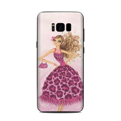 Samsung Galaxy S8 Plus Skin - Perfectly Pink
