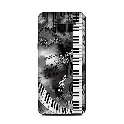 Samsung Galaxy S8 Plus Skin - Piano Pizazz