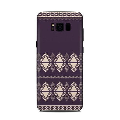 Samsung Galaxy S8 Plus Skin - Plum Cozy