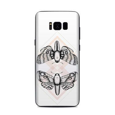 Samsung Galaxy S8 Plus Skin - Polillas