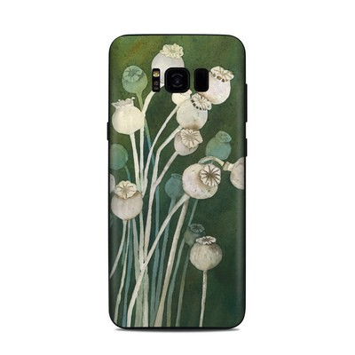 Samsung Galaxy S8 Plus Skin - Poppy Pods