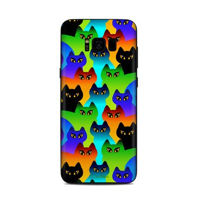 Samsung Galaxy S8 Plus Skin - Rainbow Cats