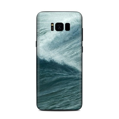 Samsung Galaxy S8 Plus Skin - Riding the Wind