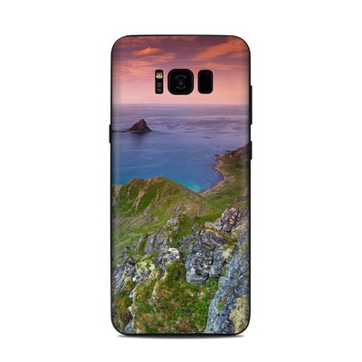 Samsung Galaxy S8 Plus Skin - Rocky Ride
