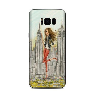 Samsung Galaxy S8 Plus Skin - The Sights New York