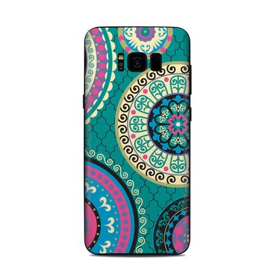 Samsung Galaxy S8 Plus Skin - Silk Road