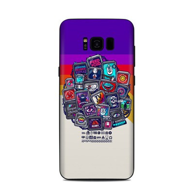 Samsung Galaxy S8 Plus Skin - Singularity