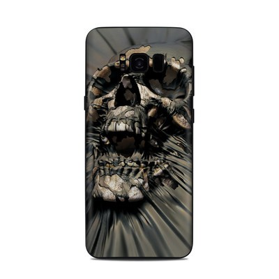 Samsung Galaxy S8 Plus Skin - Skull Wrap