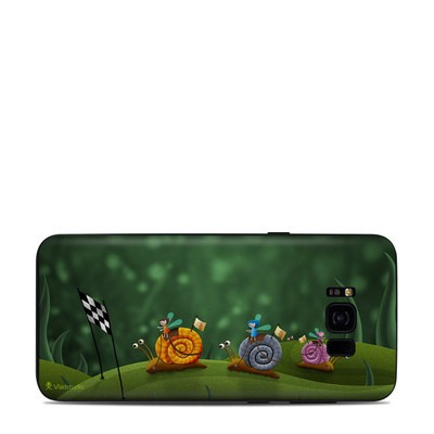 Samsung Galaxy S8 Plus Skin - Snail Race