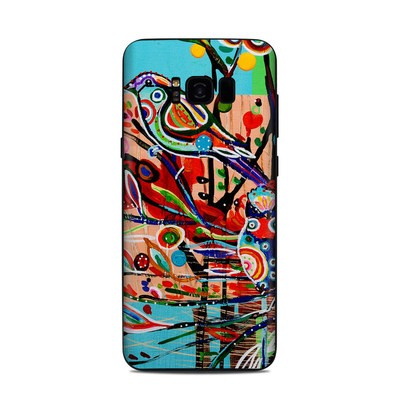 Samsung Galaxy S8 Plus Skin - Spring Birds