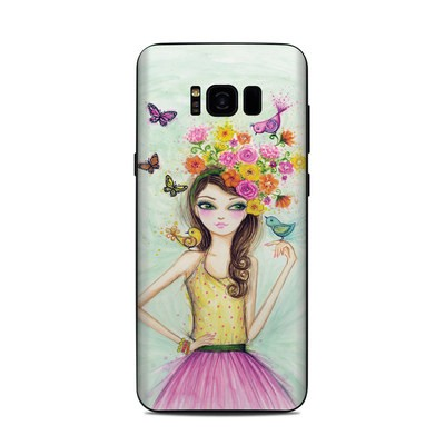 Samsung Galaxy S8 Plus Skin - Spring Time