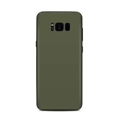 Samsung Galaxy S8 Plus Skin - Solid State Olive Drab