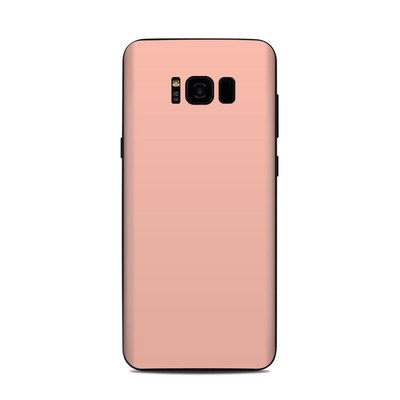 Samsung Galaxy S8 Plus Skin - Solid State Peach