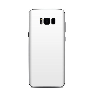 Samsung Galaxy S8 Plus Skin - Solid State White