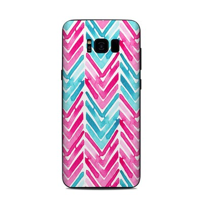 Samsung Galaxy S8 Plus Skin - Sweet Chevron