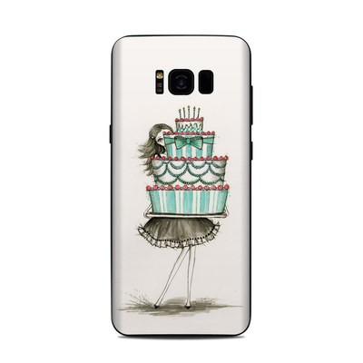 Samsung Galaxy S8 Plus Skin - She Takes The Cake
