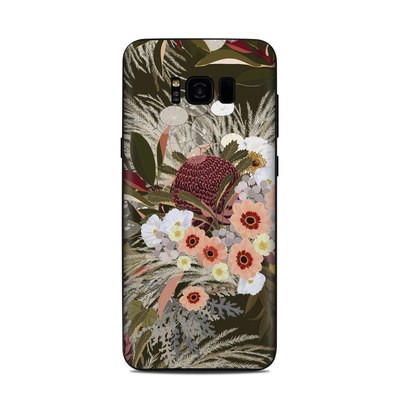 Samsung Galaxy S8 Plus Skin - Teagan Pampas Grass