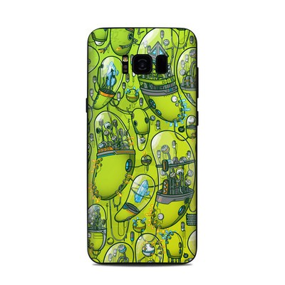 Samsung Galaxy S8 Plus Skin - The Hive