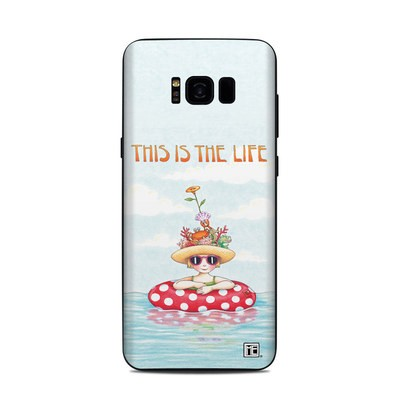 Samsung Galaxy S8 Plus Skin - This Is The Life