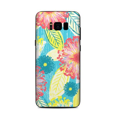 Samsung Galaxy S8 Plus Skin - Tickled Peach