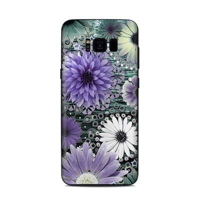 Samsung Galaxy S8 Plus Skin - Tidal Bloom
