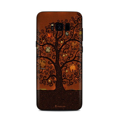Samsung Galaxy S8 Plus Skin - Tree Of Books