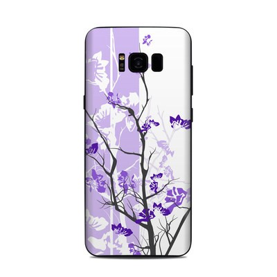 Samsung Galaxy S8 Plus Skin - Violet Tranquility