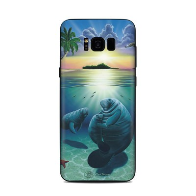 Samsung Galaxy S8 Plus Skin - Underwater Embrace