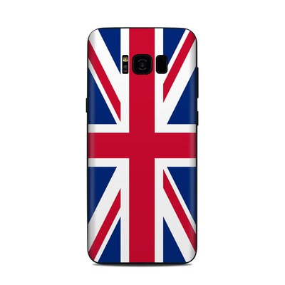 Samsung Galaxy S8 Plus Skin - Union Jack