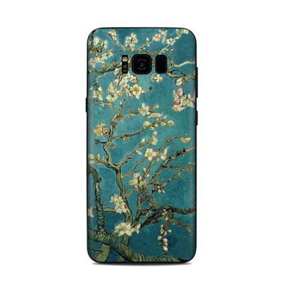 Samsung Galaxy S8 Plus Skin - Blossoming Almond Tree