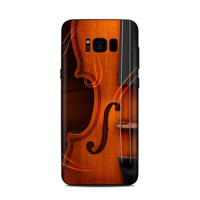 Samsung Galaxy S8 Plus Skin - Violin