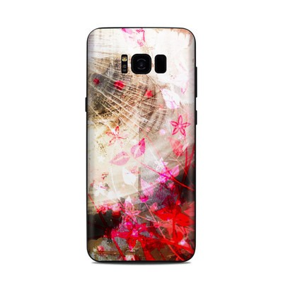 Samsung Galaxy S8 Plus Skin - Woodflower